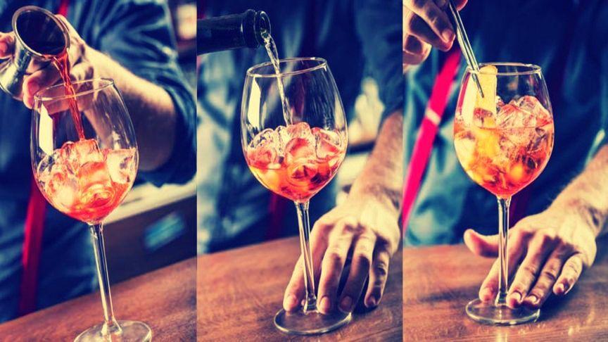 cocktail bar pentru petreceri private