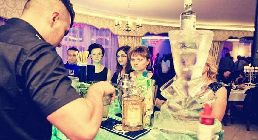 bar de cocktail la botez Cluj