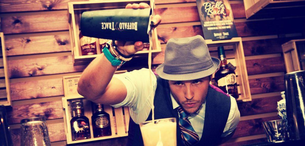barmani de cocktail pentru evenimente