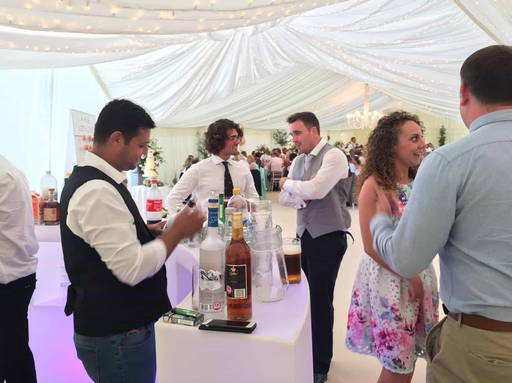 bar de cocktail la nunta cluj