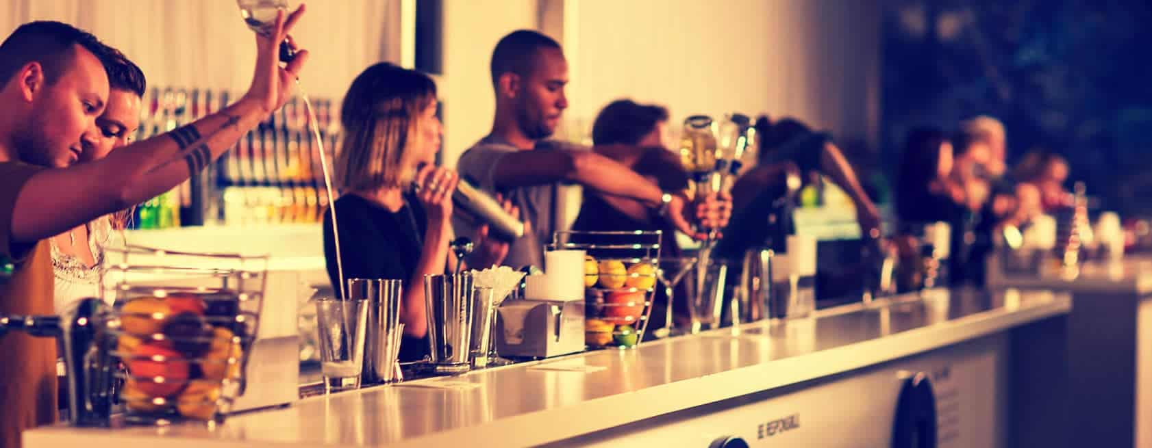 team building cocktail clasa